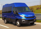 Iveco Daily: International Van of the Year 2015