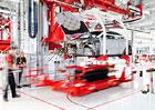 Slovensko usiluje o nový závod výrobce elektromobilů Tesla