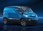 Iveco Vision: Pohled do budoucnosti lehk� u�itkov�ch vozidel