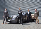 Interiéry vozů Rolls-Royce bude navrhovat autor kabiny BMW i8