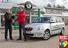 Škoda Fabia přestavěná na CNG: Budeme jezdit za půlku?