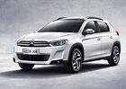 Citroën C3-XR: Pařížský crossover pro Čínu
