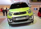 První dojmy: Citroën C1 Urban Ride