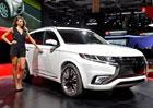 Mitsubishi Outlander PHEV Concept-S představen