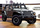 Jeep Wrangler Unlimited Rubicon Stealth: Moderna nebo retro?