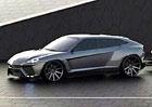 Lamborghini Urus: Možná podoba vysokovýkonného SUV