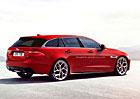 Jaguar XE Sportbrake: Takto by mohlo vypadat chystan� kombi