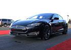 Tesla Model S P85D: Elektromobil s výkonem 515 kW a pohonem všech kol