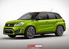 Suzuki Vitara 2015: Což takhle sportovní verzi?