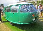 Renovátoři v Kopřivnici dokončují Dymaxion, vůz ve tvaru kapky