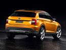 Škoda A Plus: Konkurent pro Sorento a Santa Fe za cenu Superbu