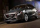 Mazda 2 je japonské Auto roku 2014-2015