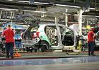 Toyota vyrobila v Evropě již 9 milionů vozů