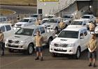 Reklamy, které stojí za to: Toyota Hilux je pouze pro tvrdé chlapy