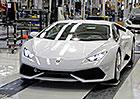 Lamborghini Huracán: 3.000 prodaných kusů za pouhých 10 měsíců