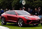 Lamborghini Urus se odkládá, kvůli situaci na Blízkém východě