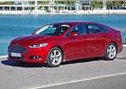 Ford Mondeo 2015: První jízdní dojmy