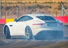 Jaguar F-Type: S pohonem všech kol možná už v Los Angeles