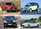 10 automobilů, které by před 25 lety byly nemyslitelné
