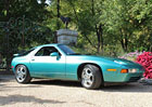 Porsche 928 GTS: Zelené GT s manuálem na prodej. Za 1,5 milionu?