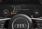 V nových modelech Audi si pustíte hudbu z internetu