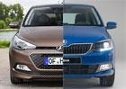 Designový duel: Hyundai i20 vs. Škoda Fabia III