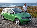 �koda Fabia III: Prvn� dojmy se s�riov�mi automobily v Portugalsku