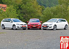 Hyundai i30 Kombi vs. Opel Astra ST vs. Volkswagen Golf Variant
