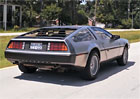 DeLorean DMC-12: Videon�vrat do budoucnosti