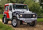 Land Rover Defender SVR: Příští rok jako dárek na rozloučenou