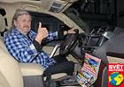 Rozhovor s Františkem Ringo Čechem: Můžete jet sebelíp, nabourá vás idiot