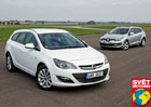 Opel Astra Sports Tourer 1.6 CDTi vs. Renault M�gane Grandtour 1.6 dCi