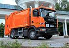 Scania v komunálním segmentu: Podvozky na míru