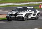 Audi A8 čtvrté generace bude umět řídit samo