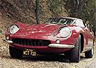 Ferrari 275 GTB/4: Rudým krasavcem jezdil Steve McQueen (video)