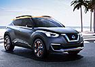 Nissan Kicks: Koncept Juku pro Brazílii (+video)