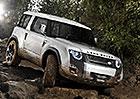 Land Rover Defender: Nová generace zůstane schopným vozem, přijde v roce 2016