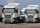 Scania a investice C.S.Cargo