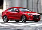 Mazda 2 přijde jako sedan, možná i do Evropy