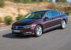 Volkswagen Passat 1.4 TSI ACT: První jízdní dojmy