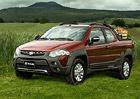 Ram 700: Převlečený Fiat Strada pro Mexiko