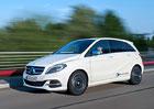Mercedes-Benz B Electric Drive: Elektrick� b��ko jde do prodeje, stoj� 1.020.000 K�