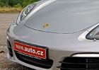 Porsche: Dobrovolná svolávací akce kvůli pojistce kapoty