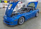 Prvn� zrestaurovan� Corvette z propasti (+video)