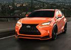 Lexus NX 200t F Sport Elite Motorworks: Oranžový vetřelec pro SEMA