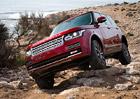 Range Rover a Range Rover Sport 2015: Úspornější a schopnější