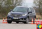 Honda CR-V 1.6 i-DTEC 4x2 Lifestyle – Závěr dlouhodobého testu