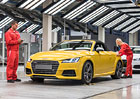 Audi TT Roadster: Montáž v Maďarsku spuštěna + technické údaje a české ceny