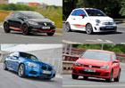 Redakční výběr: Deset nejlepších ostrých hatchbacků