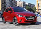 Mazda 2: Předsériové jízdní dojmy